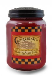 Candleberry Candle Hollyberry Spiced Toddy Lrg