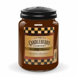 Candelberry Candle Kentucky Bourbon Lrg