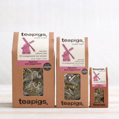 Tea Pigs Liquorice & Peppermint