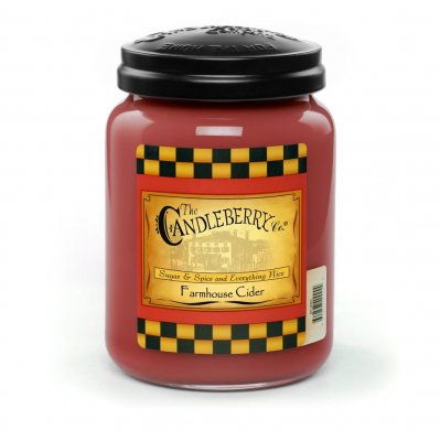 Candleberry Candle Farmhouse Cider Lrg
