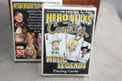 Hero Deck Country Music Legends